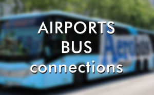 Barcelona airport bus connections