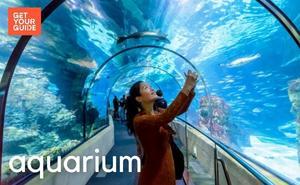 Tickets Barcelona Aquarium