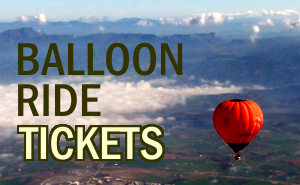 Barcelona balloon tour