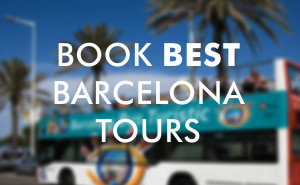 Book tours of Barcelona online