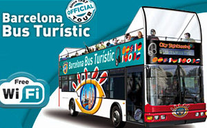 Barcelona Hop on Hop off bus tours
