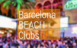 Best Barcelona beach clubs
