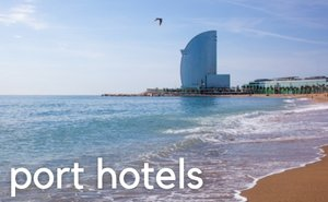 Best Barcelona hotels near cruise ship port  2016