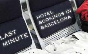 Barcelona last minute hotels MWC Mobile World Congress
