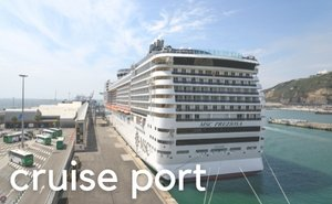 Map Barcelona cruise ship terminals at Barcelona port
