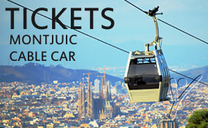 Tickets Montjuic cable car