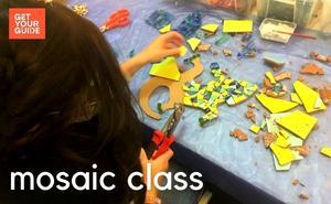 Mosaic Class Barcelona