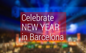 Barcelona New Year Parties and NYE Celebrations
