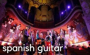 TICKETS Spanish Guitar concert at Palau de la Musica