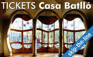 Casa Batllo skip the lines tickets