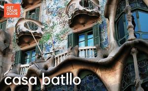 Casa Batllo tickets. Skip-the-line tickets