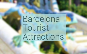 Yellow pages Barcelona sghts and attractions
