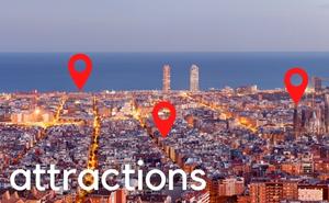 Directory Barcelona tourist sights