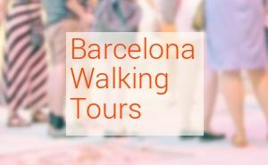 Top 10 Barcelona walking tours