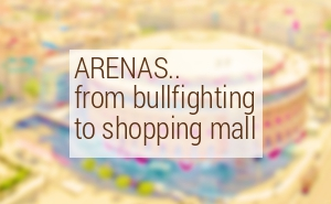 Las Arenas Mall shopping centre