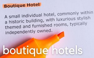 Best Barcelona Boutique Hotels - Top Ten 2017