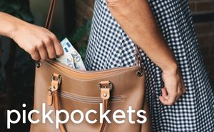 Barcelona safety tips. Avoiding pickpockets in Barcelona