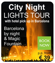Barcelona City Lights Tour