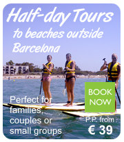 Day Tours to Beaches outside Barcelona