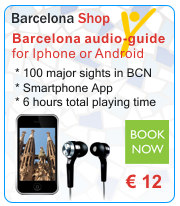 Barcelona Audio Guide - Mp3