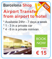 Barcelona Airport Private Arrival Transfer