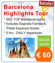 Barcelona Sightseeing Tour
