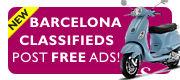 Barcelona classified ads