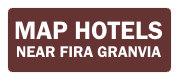 5 Top Hotels near Fira Gran Via exhibition area