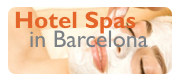 Top hotel spas in Barcelona
