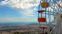 Tibidabo Parc d'Atracciones - Fairground
