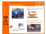 Bike Rental Barcelona - folding bikes