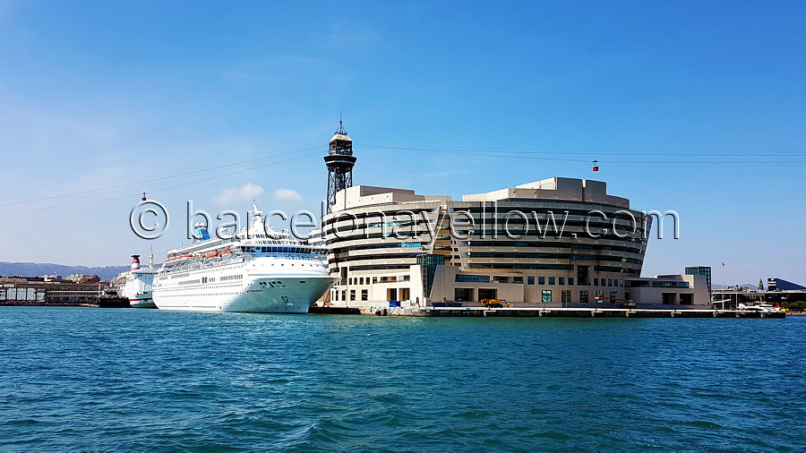 port_vell_cruise_berth_world_trade_center