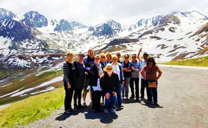 Day Tour from Barcelona to Andorra and Pyrenees Mountains