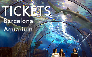 Tickets Barcelona Aquarium