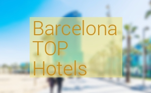 Best hotels Barcelona. Book popular new hotels 2018