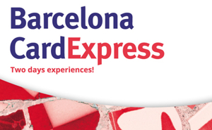 2 day city pass - Barcelona Card Express