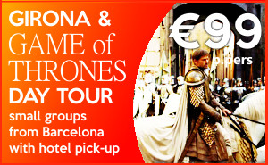 EARLY morning Girona day tour from Barcelona - sponsored