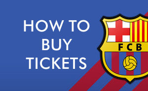 Tickets FC Barcelona 2018