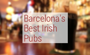 Irish bars in Barcelona