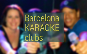 Karaoke Bars Barcelons