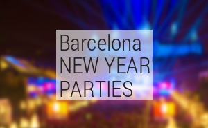 Barcelona New Year Parties 2018 NYE celebrations