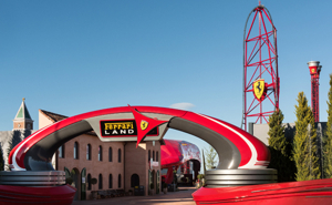 Bus + Tickets PortAventura World and Ferrari land theme park