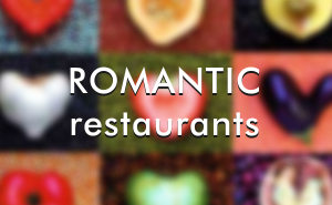 Best Romantic restaurants Barcelona