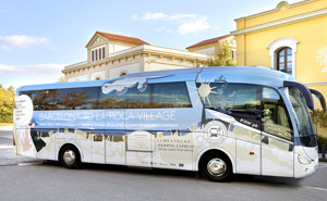 Shopping Express® bus service to La Roca Village