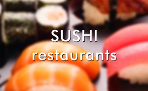 Best Japanese and Sushi restaurants Barcelona
