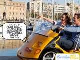 GoCar tour cars