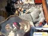 Fira de Brocanters Sarria - antique market