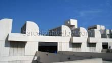 Fundacio Joan Miró - Joan Miro Museum