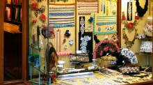 Antigua Pasamaneria J.Soler fabric, lace and fan shop