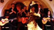 Tablao Cordobes flamenco show